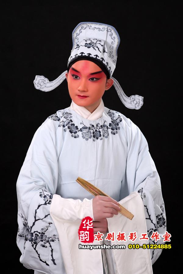 华韵特色小生(女生可反串)