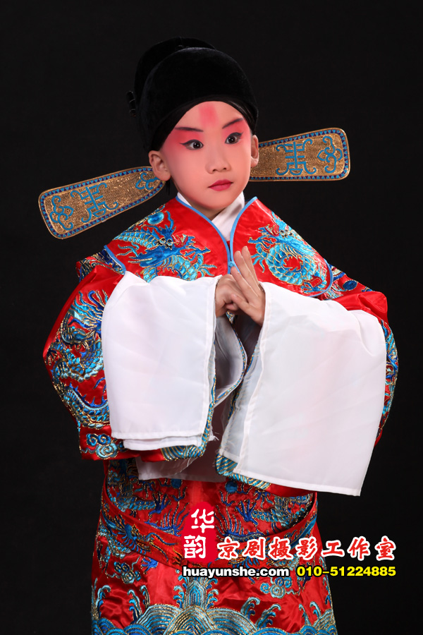 小老生(红蟒袍)