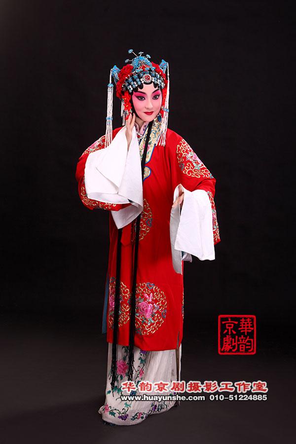 凤还巢-程雪娥(红色)