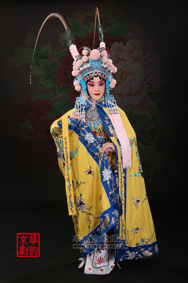 京剧亲子照【客片】